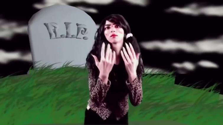 Nasim Aghdam 'So Young' So Talented